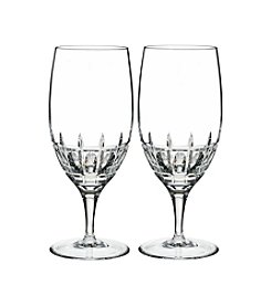 Marquis by Waterford® Harper Set of 2 Iced Beverage Glasses