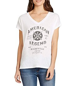 William Rast® Amor - American Legend Nashville American Legend Tee