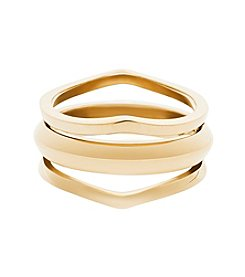 Michael Kors® Multi Row Band Ring