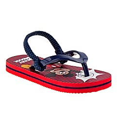 Josmo Boys' Mickey Mouse Sandals