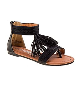 Kensie Girl® Tassled Sandals