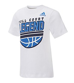 adidas® Boys' 2T-7 Full Court Legend Tee