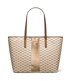 MICHAEL Michael Kors® Center Stripe Emery Large Tote