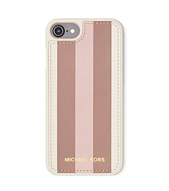 MICHAEL Michael Kors® iPhone 7 Leather Phone Cover