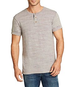 William Rast® Men's Ian Short Sleeve Slub Tee