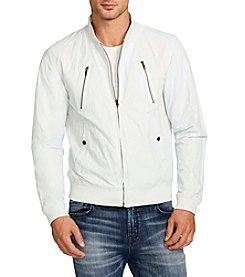 William Rast® Men's Fairfax Light Bomber Jacket