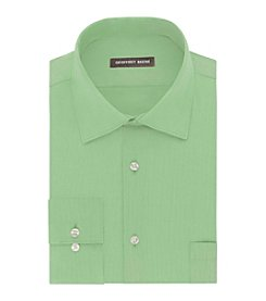 Geoffrey Beene® Men's Fitted Solid Bed Cord Dress Shirt