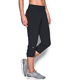 Under Armour® Women's Heatgear® Sunblock 50 Crop Capri Pants