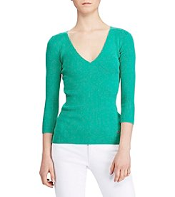 Lauren Ralph Lauren® Ribbed Sweater