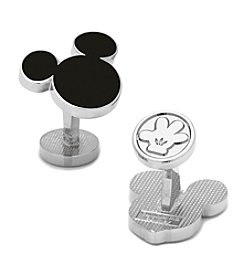 Disney® Mickey Mouse® Silhouette Cufflinks