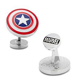 Marvel® Comics Captain America Cufflinks