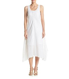 Ivanka Trump® Asymmetrical Hem Dress