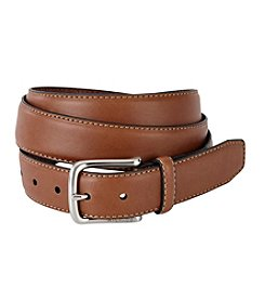 Tommy Hilfiger® Men's Big & Tall Frenzy Leather Belt