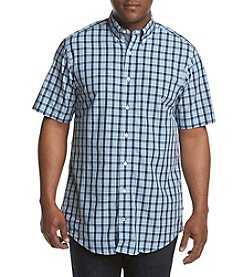 Nautica® Men's Big & Tall Large Plaid Shirt