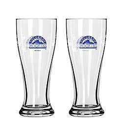 Boelter Brands MLB® Colorado Rockies 2-Pack Mini Pilsner Glasses
