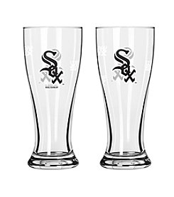 Boelter Brands MLB® Chicago White Sox 2-Pack Mini Pilsner Glasses
