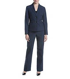 LeSuit® Double Button Jacket And Pant Suit Set