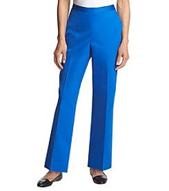 Alfred Dunner® Petites' Corsica Pants