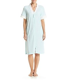 Miss Elaine® Zip Front Robe