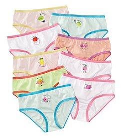 Maidenform® 9-Pack Brief Fruity Underwear