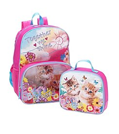 Nickelodeon® Cat Backpack And Lunch Box Set