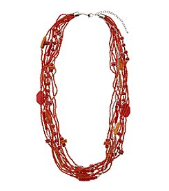 Studio Works® Seed Bead Necklace