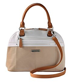 Stone Mountain® Glazed Dome Satchel