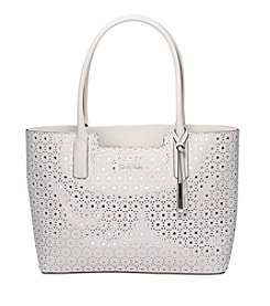 Calvin Klein Saffiano Perforated Large Tote