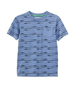Ruff Hewn Boys' 8-20 Printed Acid Wash Crewneck Tee With Pocket