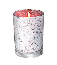Aromatique Grapefruit Fandango Speckled Metallic Votive Candle 2.7-oz.