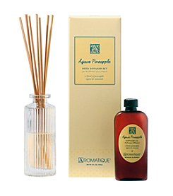 Aromatique Agave Pineapple Reed Diffuser