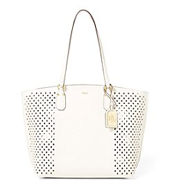 Lauren Ralph Lauren® Tanner Perforated Medium Tote