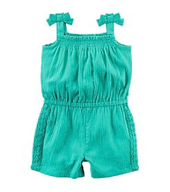 Carter's® Baby Girls' Gauze Romper