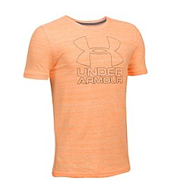 Under Armour® Boys' 8-20 Hybrid Triblend Tee
