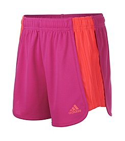 adidas® Girls' 7-16 The Block Mesh Shorts