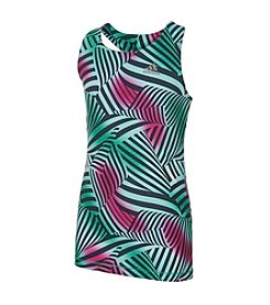 adidas® Girls' 7-16 Printed Twist Back Tank