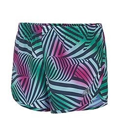 adidas® Girls' 7-16 Breakaway Print Shorts