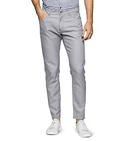 Calvin Klein Men's Stripe Bowery Pants
