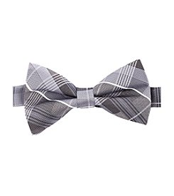 John Bartlett Statements Light Plaid Bowtie