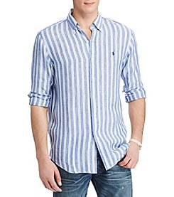 Polo Ralph Lauren® Striped Linen Shirt
