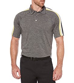 PGA TOUR® Zen Shoulder Printed Stripe Polo