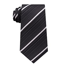 REACTION Kenneth Cole Linear Stripe Tie