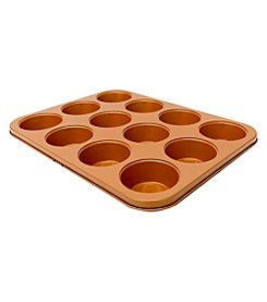 As Seen On TV Gotham™ Steel 12-Count Muffin Tray