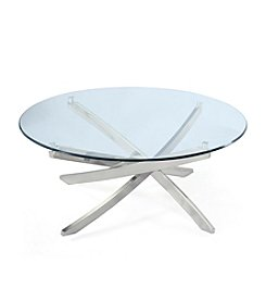 Magnussen® Home Zila Round Cocktail Table