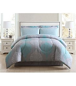 Living Quarters Dunham Reversible 8-Pc. Comforter Set