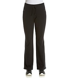 Exertek® Plus Size Zip Pocket Pants