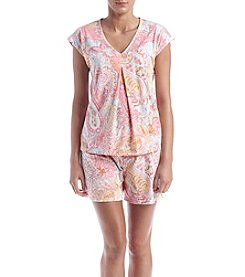 Lauren Ralph Lauren® Printed Sleep Set