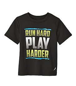 Exertek® Boys' 4-7 Run Hard Play Harder Tee