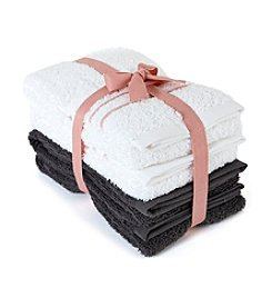 LivingQuarters 4-pk. Cotton Hand Towels
