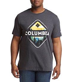 Columbia Men's Big & Tall Robinson Short Sleeve Crew Tee